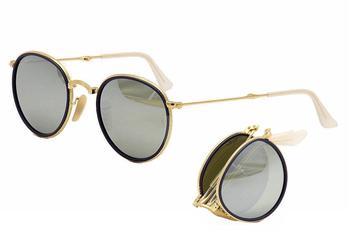 2e38173d4acb Ray Ban Men's RB3517 RB/3517 Fashion Folding RayBan Sunglasses by Ray Ban