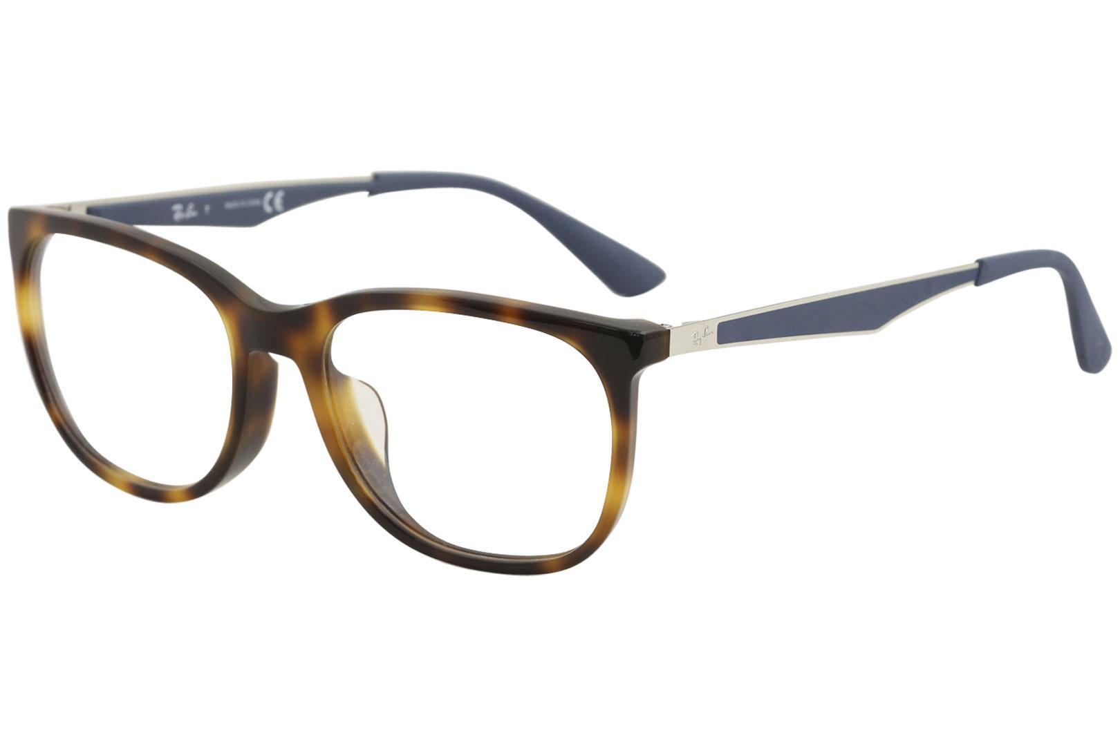 Ray Ban Men\'s Eyeglasses RB7078F RB/7078/F Full Rim RayBan Optical Frame