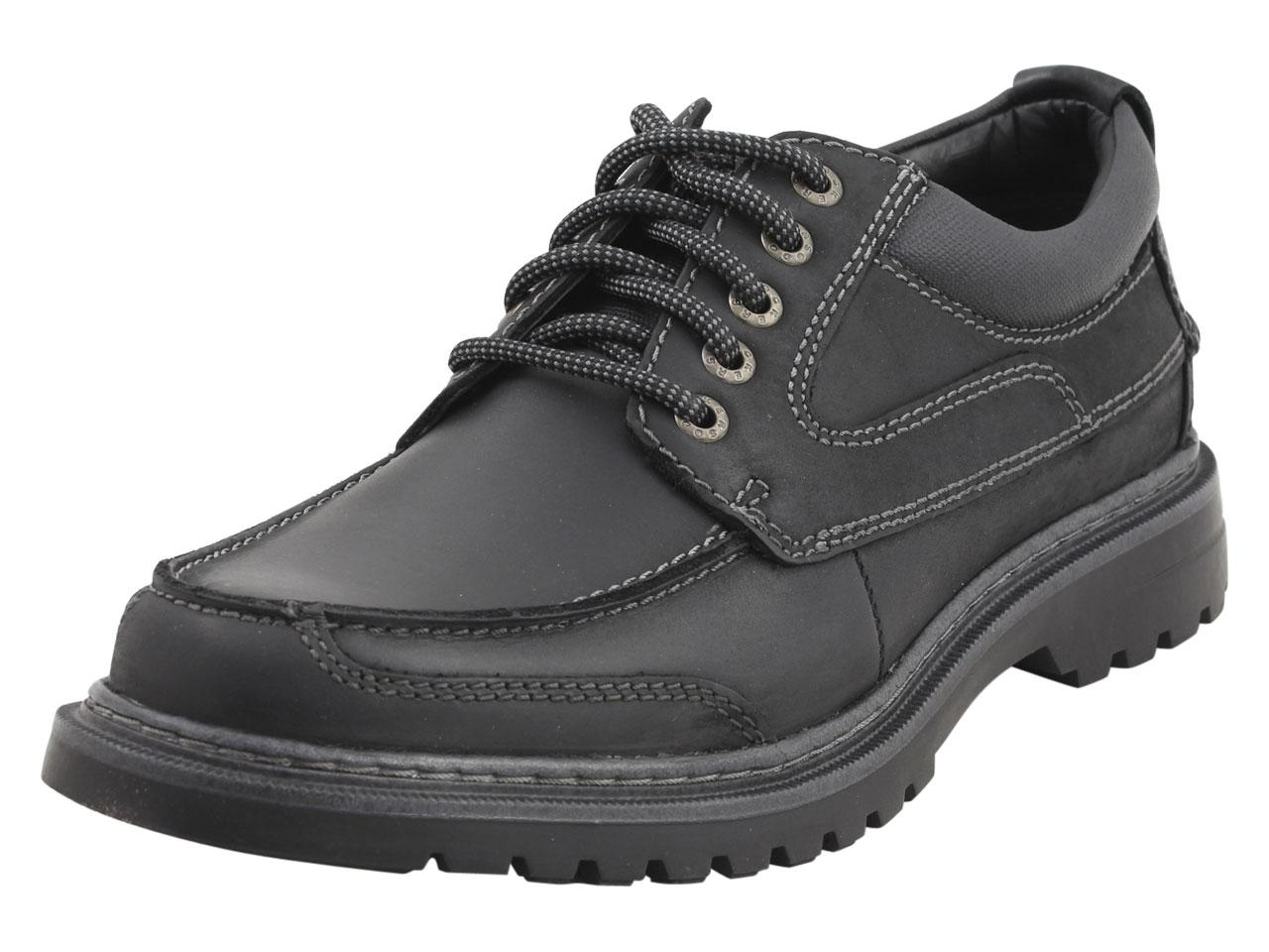 Image of Dockers Men's Overton Water Repellent Oxfords Shoes - Black - 8 D(M) US