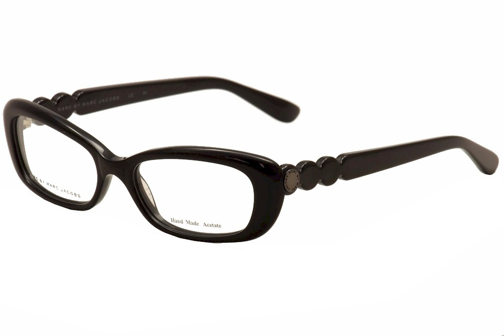Image of Marc By Marc Jacobs Eyeglasses MMJ541 MMJ/541 Full Rim Optical Frame - Black - Lens 51 Bridge 16 Temple 140mm