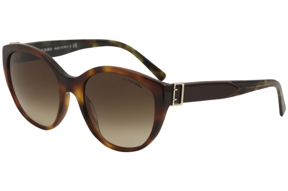 5c379c3c9fe Burberry Women s B4216 B 4216 Fashion Cat Eye Sunglasses