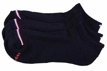 Tommy Hilfiger Women's 3-Pack Cushion Low Cut Socks  UPC: