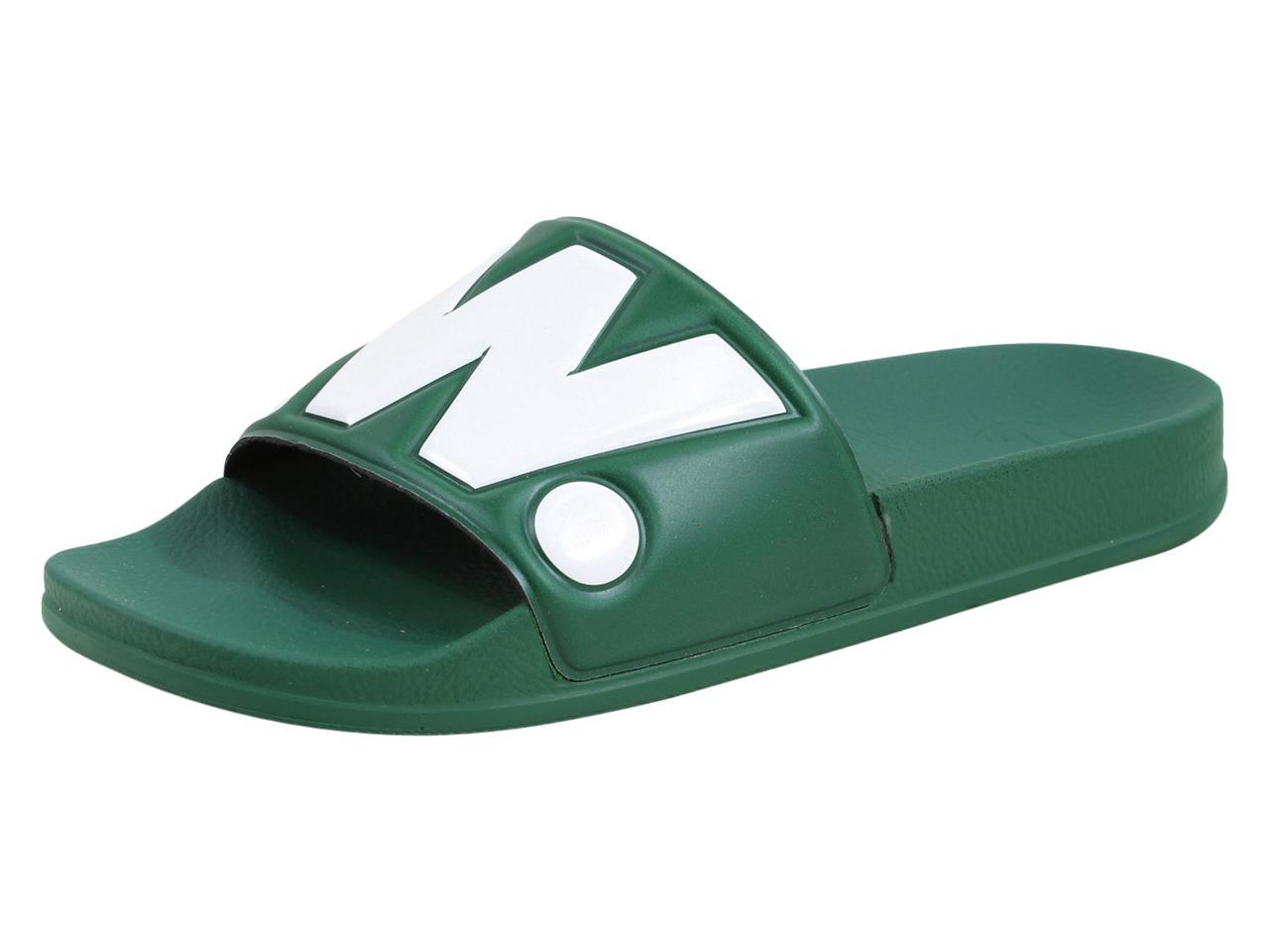 Image of G Star Raw Men's Cart Slide II Slides Sandals Shoes - Deep Nuri Green - 11 D(M) US