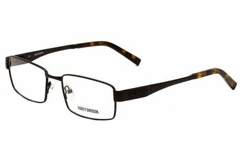 Harley Davidson Men's Eyeglasses HD718 HD/718 Full Rim Optical Frames
