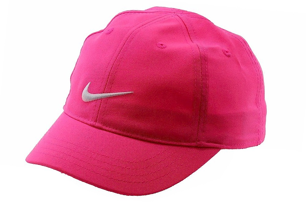 6bee56adf0f Nike Girl s Embroidered Swoosh Logo Baseball Cap Hat Sz  4 6X