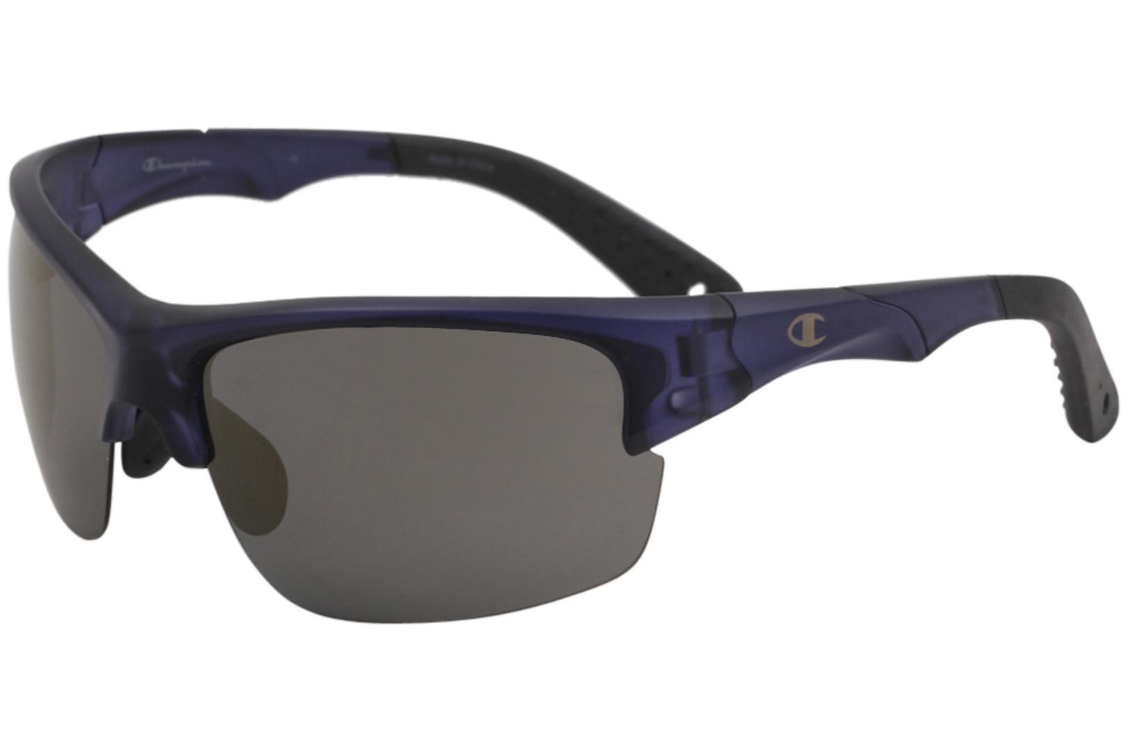 f2f8609478c Champion Men s CU5095 CU 5095 Sport Wrap Sunglasses by Champion. Hover to  zoom