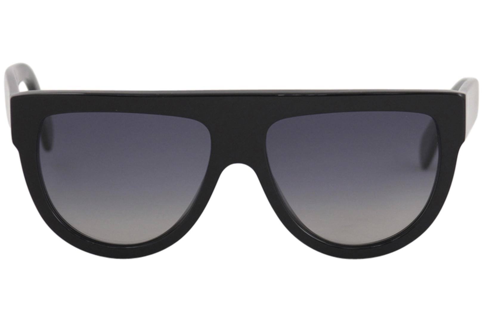 2eecbd916ca Celine Women s CL40004L CL 40004 L Fashion Pilot Sunglasses by Celine