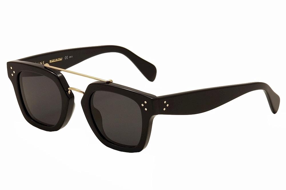 a4b6325275c ... Black UPC 762753632906 product image for Celine Women s 41077S 41077 S  Fashion Pilot Sunglasses