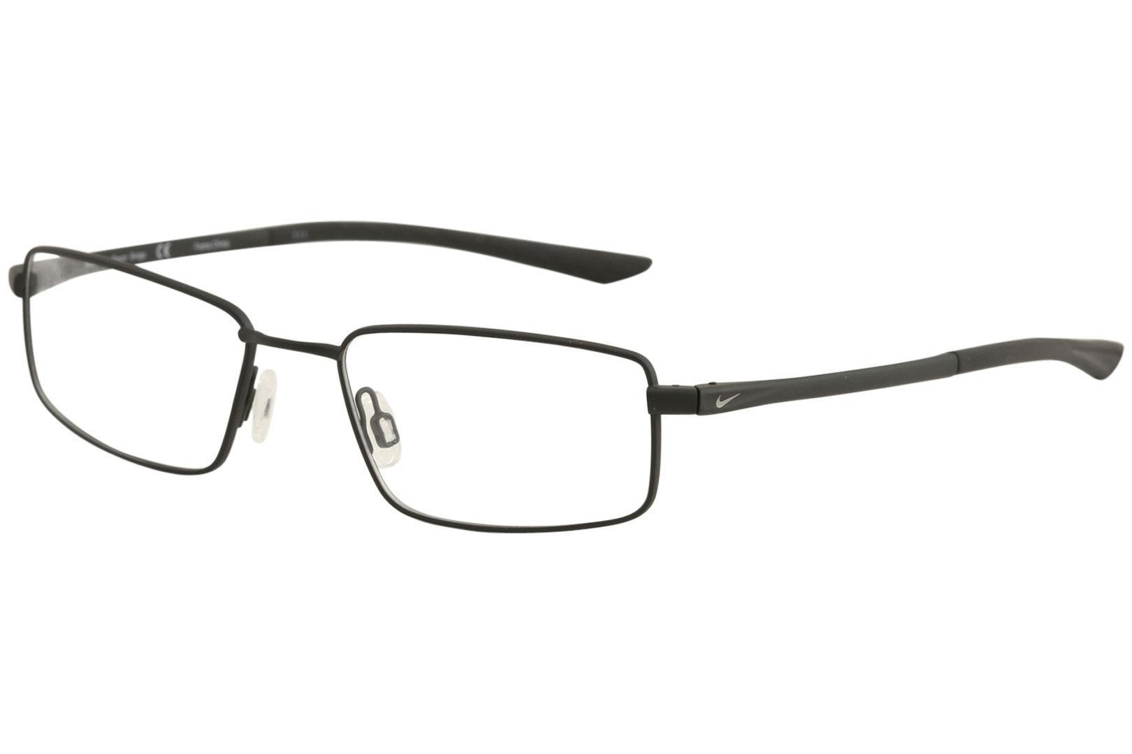 0769d008aca4 Nike Men's Flexon Eyeglasses 4282 Full Rim Optical Frame