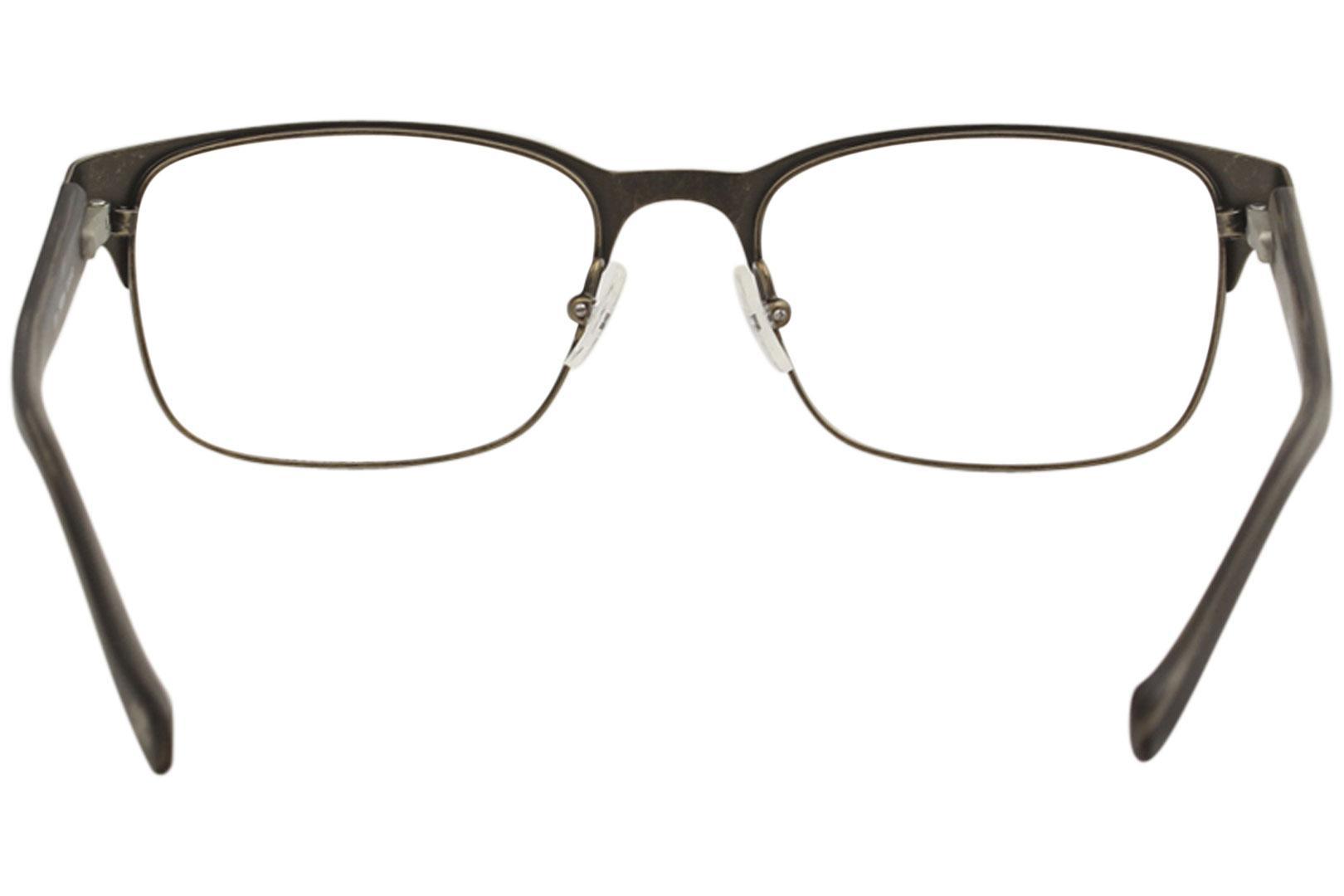 63ae41dddc0 Lucky Brand Men s Eyeglasses D301 D 301 Full Rim Optical Frame