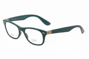 7d7cefdf6b5 Ray Ban Women s LiteForce Eyeglasses RB7032 7032 RayBan Full Rim Optical  Frame