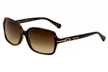 Coach Women's Blair HC8116 HC/8116 Fashion Sunglasses UPC: