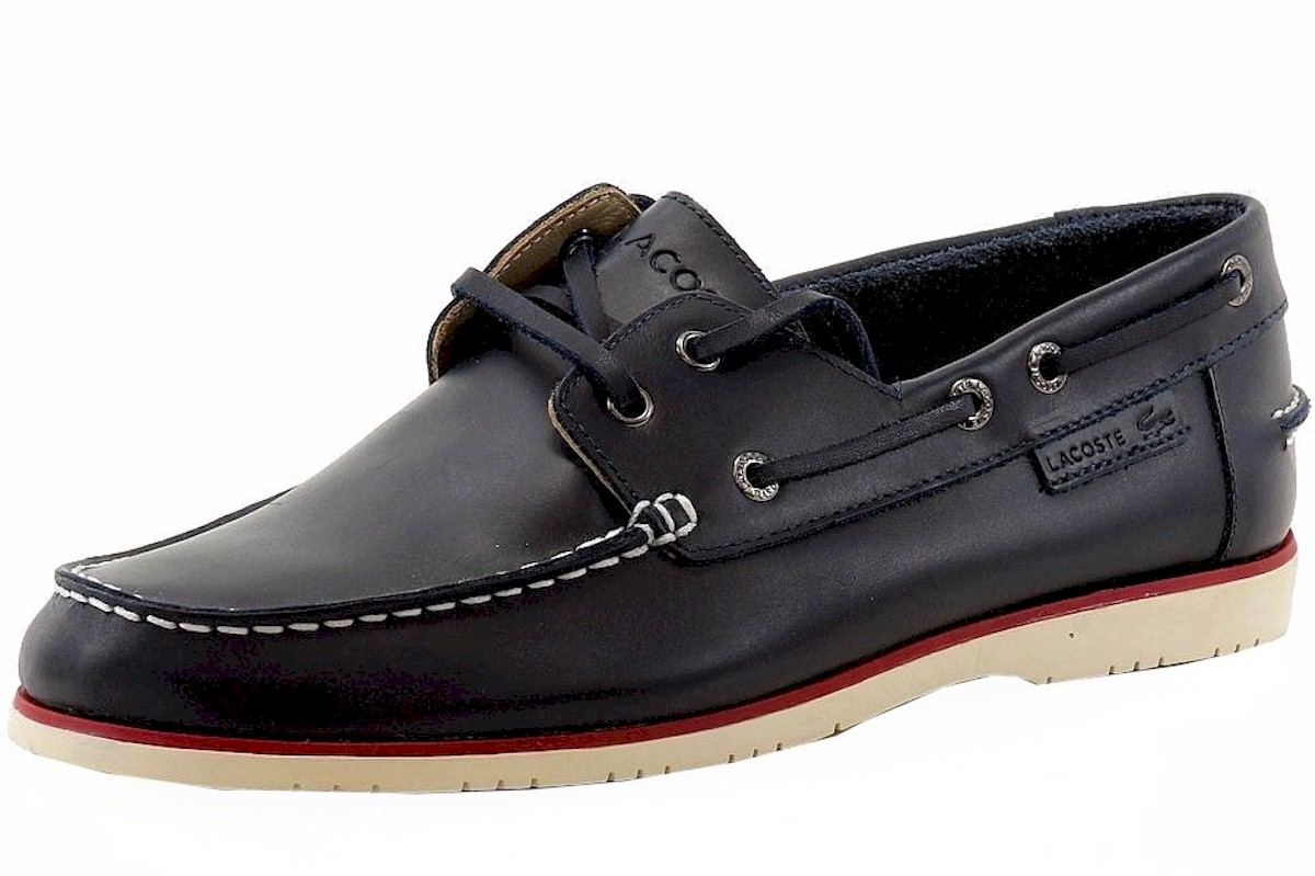 471ed6abf Lacoste Men s Corbon 8 Fashion Boat Shoes