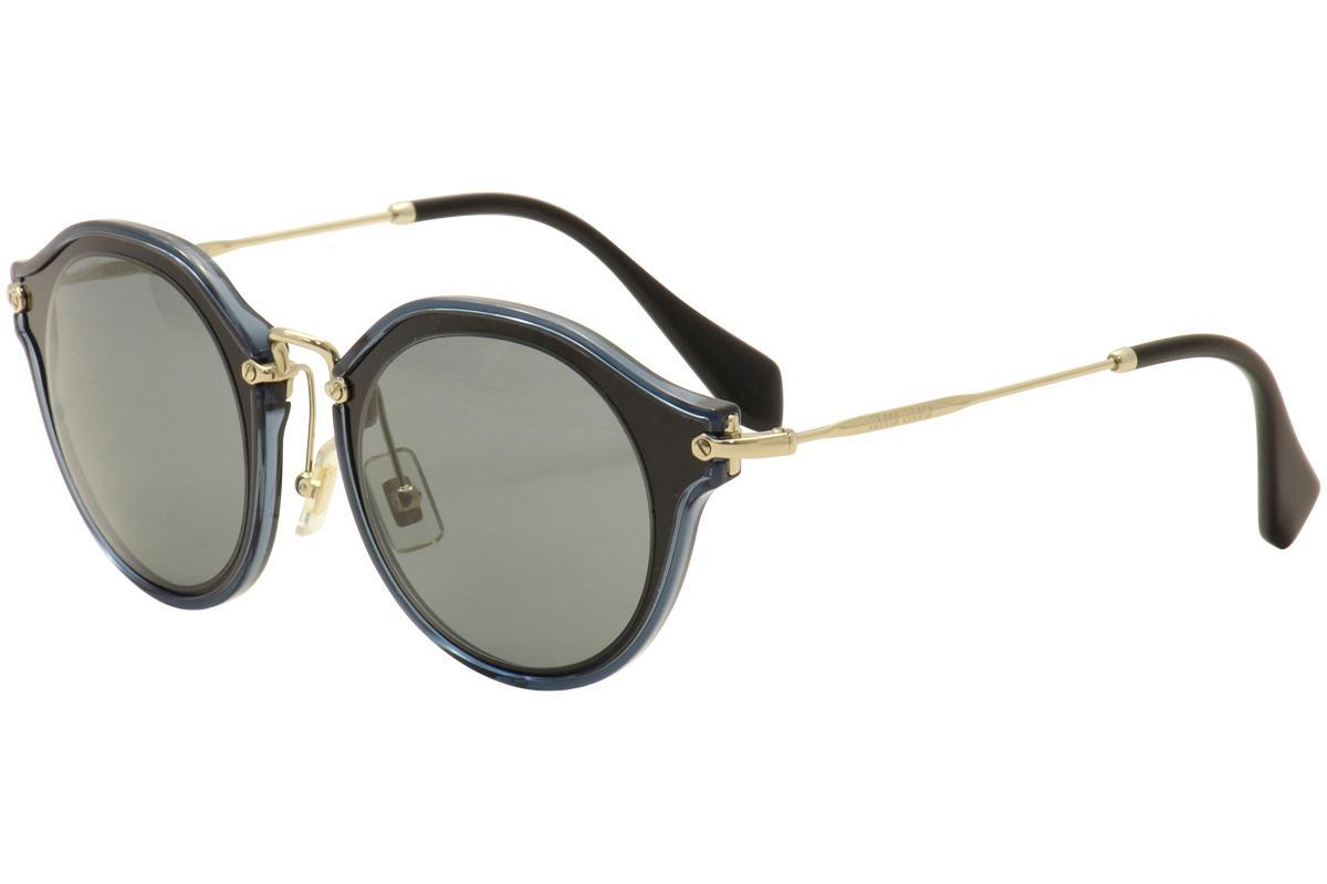 cb1d361c57 Miu Miu Women's SMU51S SMU/51S Fashion Sunglasses