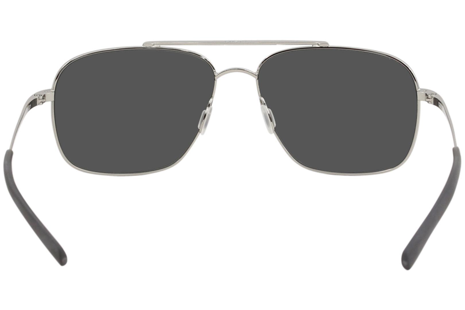 6e5423c563 Costa Del Mar Men s Canaveral Fashion Pilot Polarized Titanium Sunglasses  by Costa Del Mar