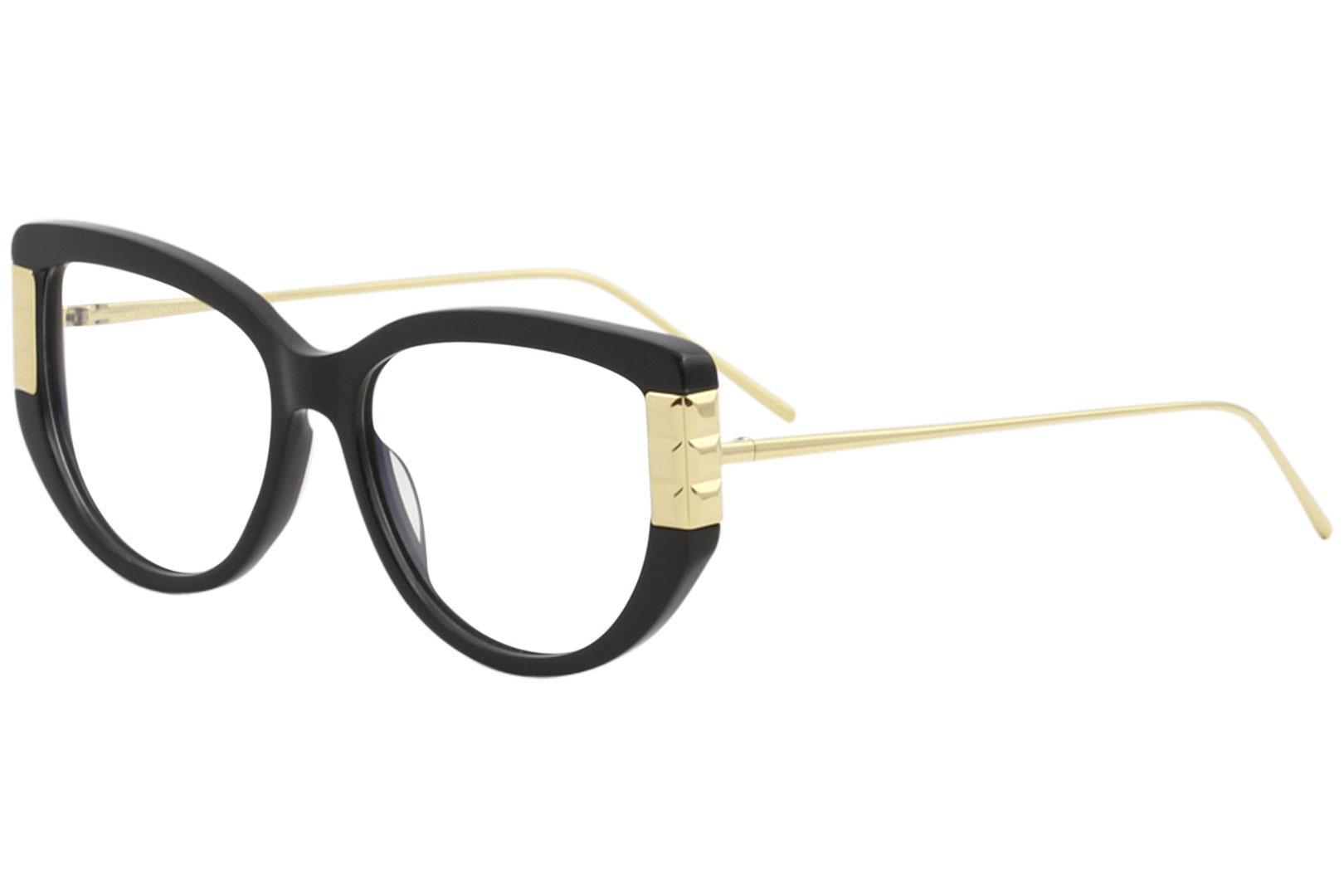 12c67f76d56 Boucheron Womens Eyeglasses BC0051O BC   0051   O Full Rim Optical Frame