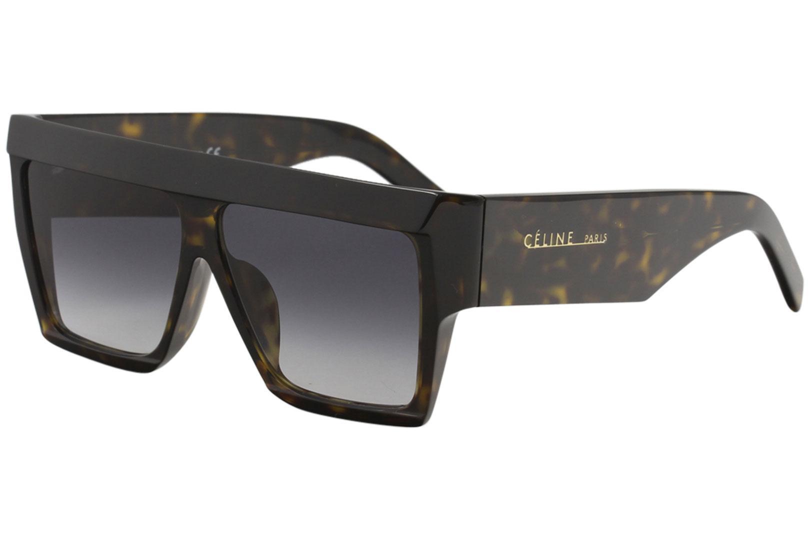 ba11ff103ac Celine Womens CL40030F CL   40030   F Fashion Pilot Sunglasses