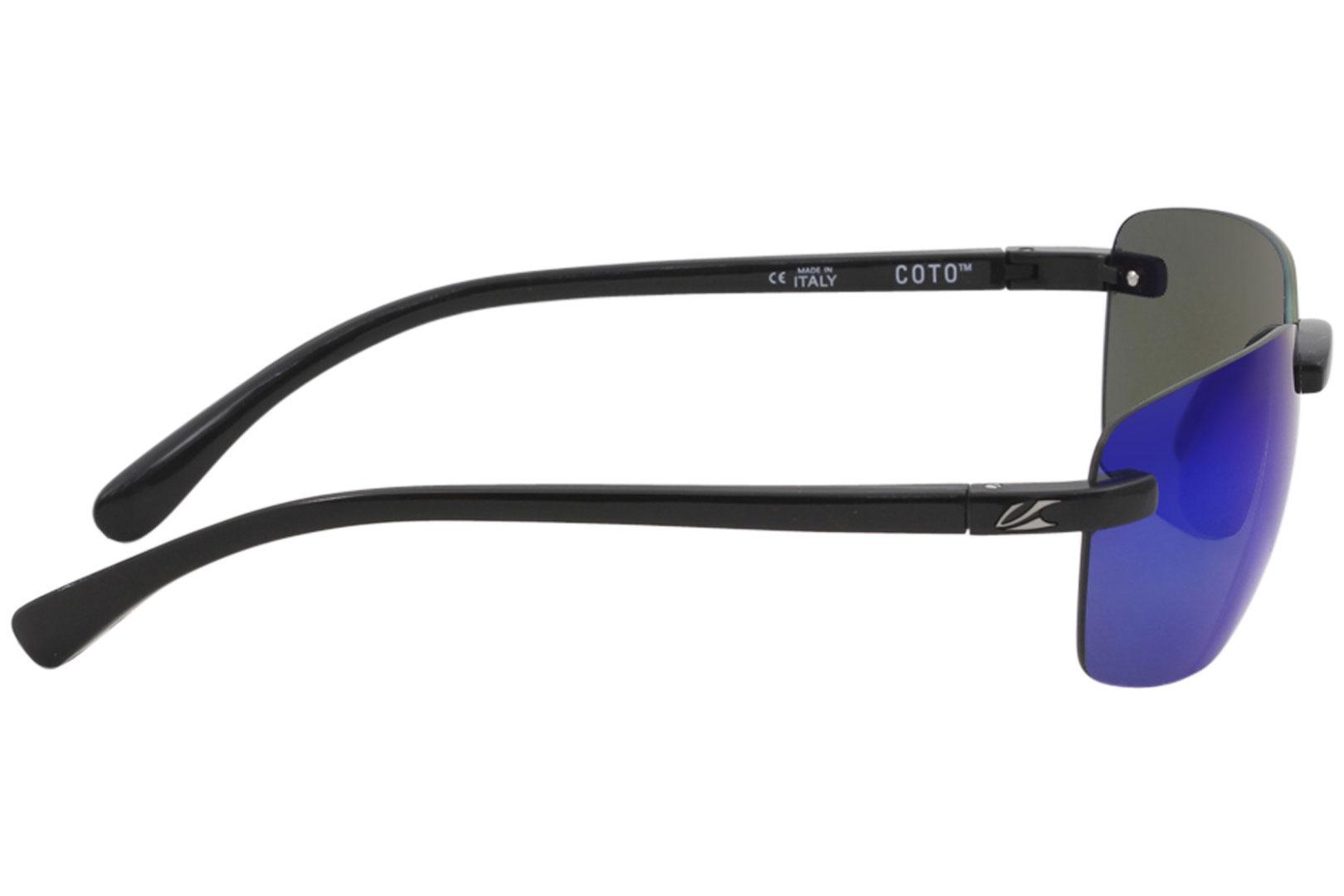 67d4b4e9bd75 Kaenon Men s Coto Fashion Rectangle Polarized Sunglasses by Kaenon