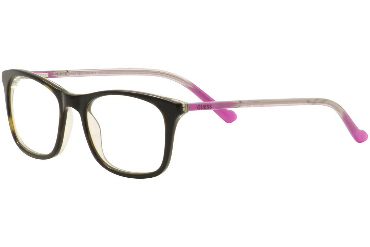 Guess Youth Girl\'s Eyeglasses GU9164 GU/9164 Full Rim Optical Frame