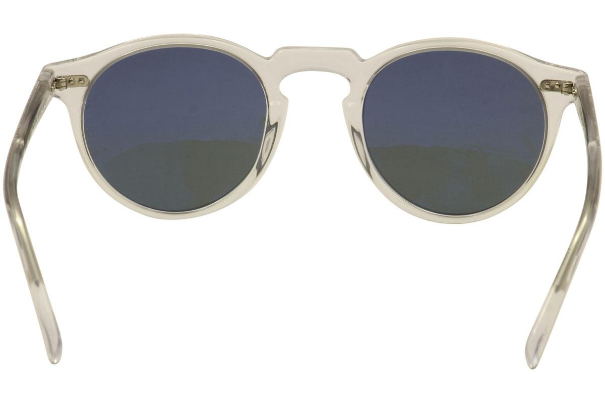5863a6c96d Oliver Peoples Women s Gregory Peck OV5217S OV 5217 S Fashion Sunglasses by Oliver  Peoples