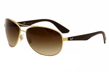 Ray Ban Men's RB3526 RB/3526 RayBan Fashion Sunglasses