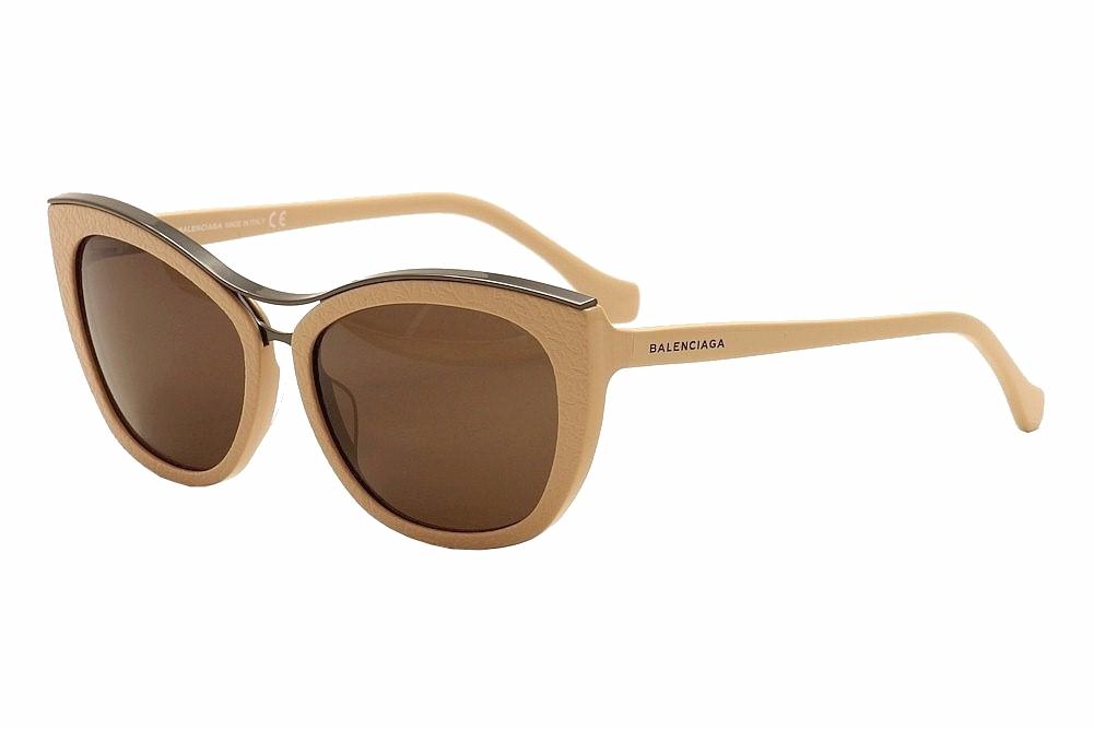 c6f4d0eaab9 Balenciaga Women s BA0032 BA 0032 Fashion Cat Eye Sunglasses