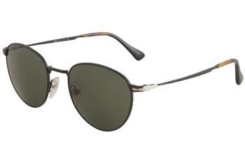 b83fdb7c33b2 Persol Men's PO2445S PO/2445/S Fashion Round Sunglasses