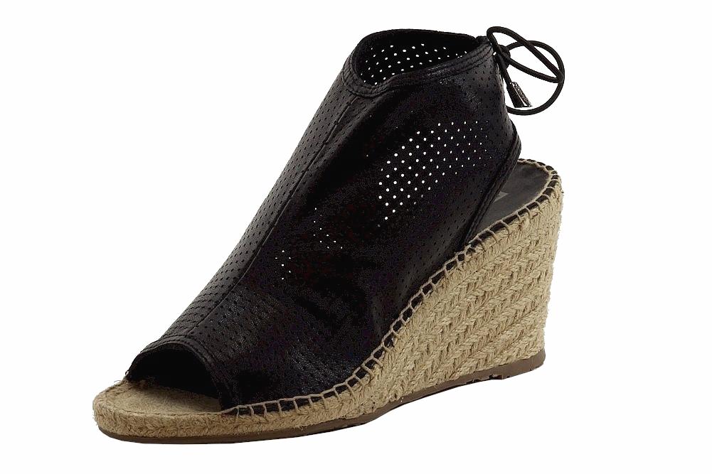 9db4cc44717f Donna Karan DKNY Women s Diane Fashion Peep Toe Wedge Shoes