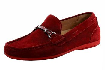 Hugo Boss Men's Flarro Fashion Suede Moccasin Loafers Shoes  UPC: