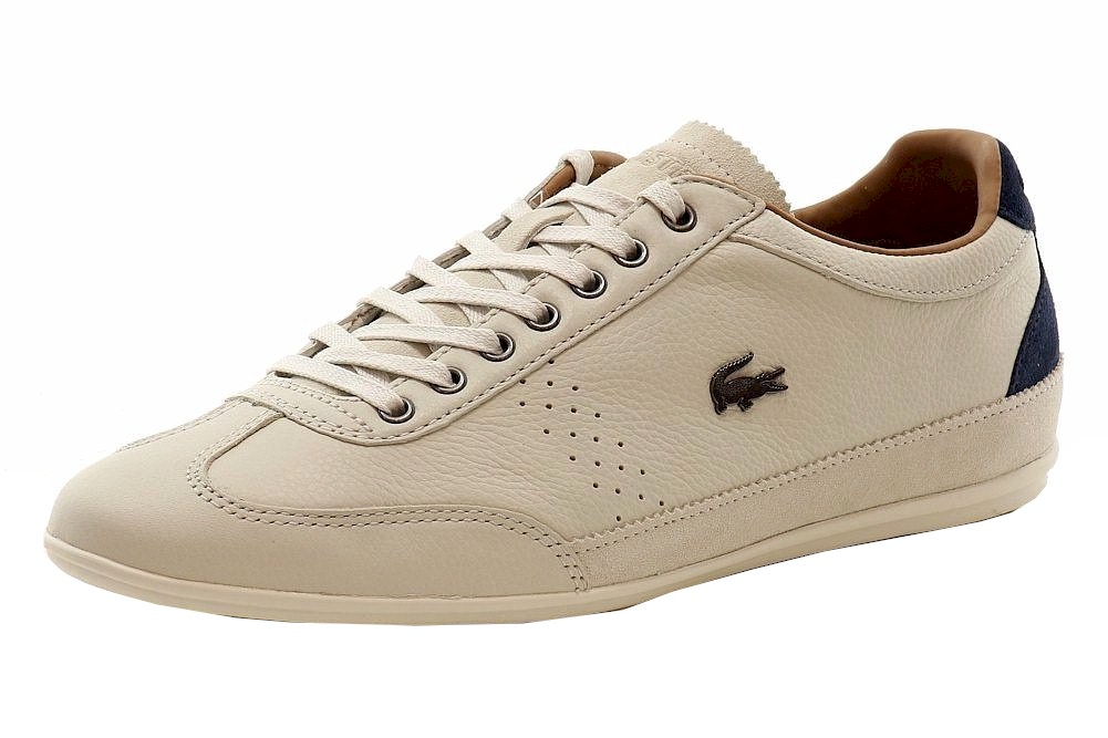 fc5d76a4c Lacoste Men s Misano 34 Sneakers Shoes