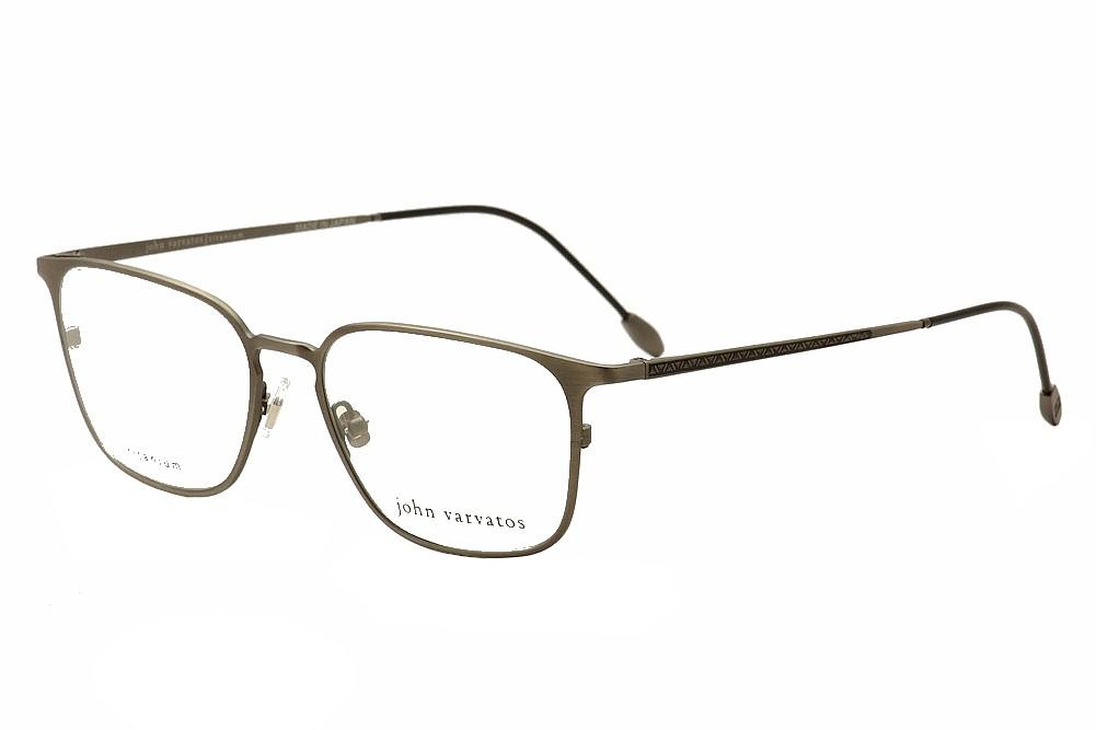 fd8db6e1f11 John Varvatos Men s Eyeglasses V151 V 151 Full Rim Optical Frame