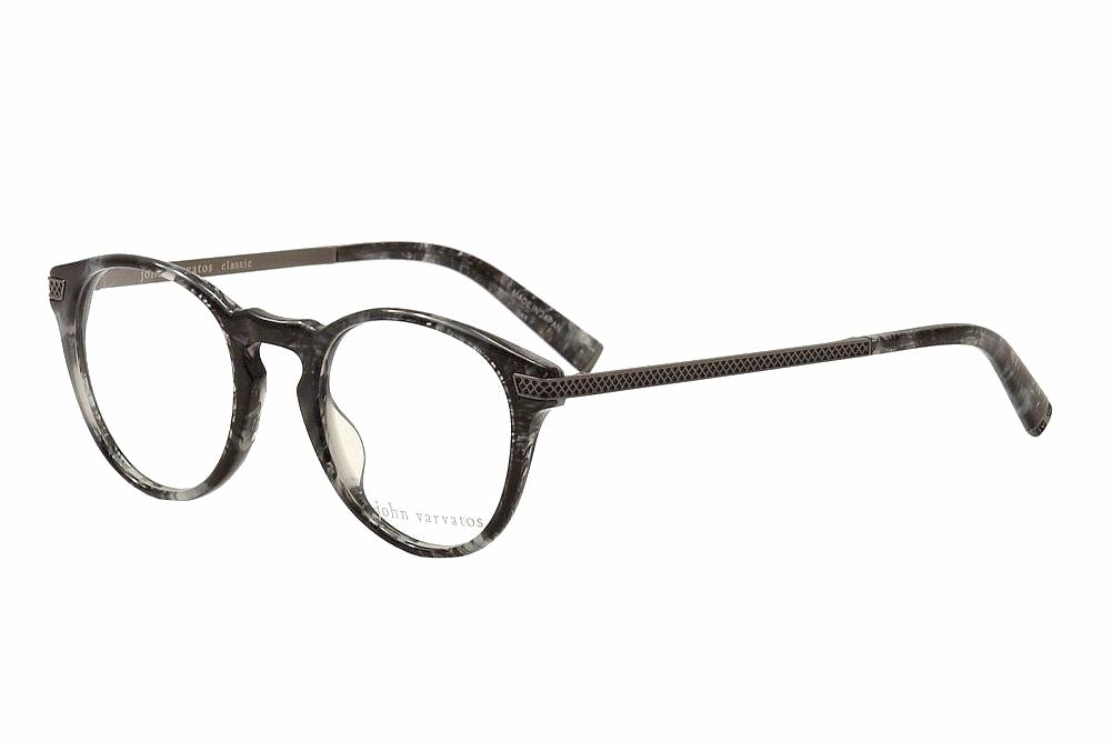 f7398ca267 John Varvatos Classic Men s Eyeglasses V365 V 365 Full Rim Optical Frame