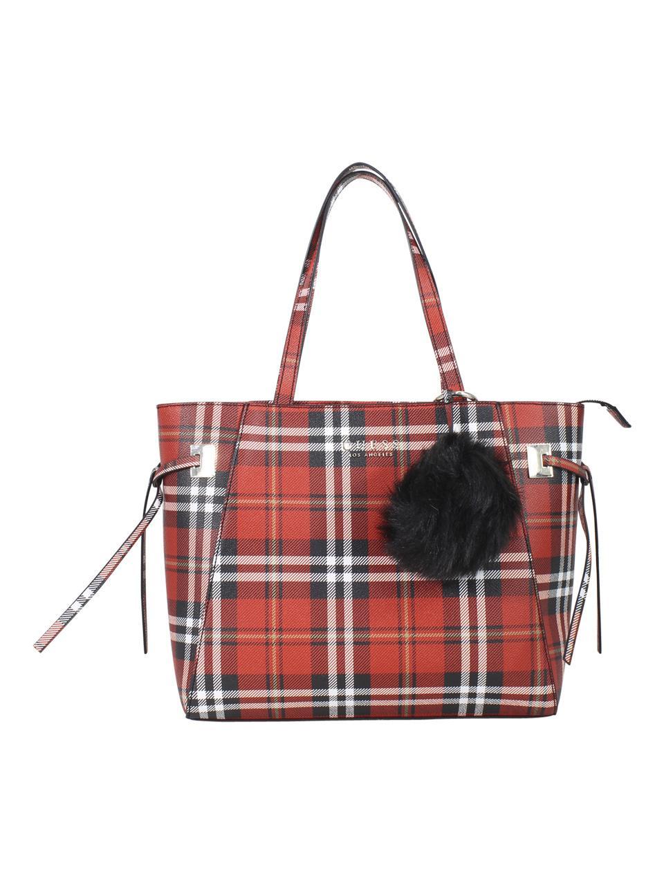 Guess Women's Lizzy Tote Handbag