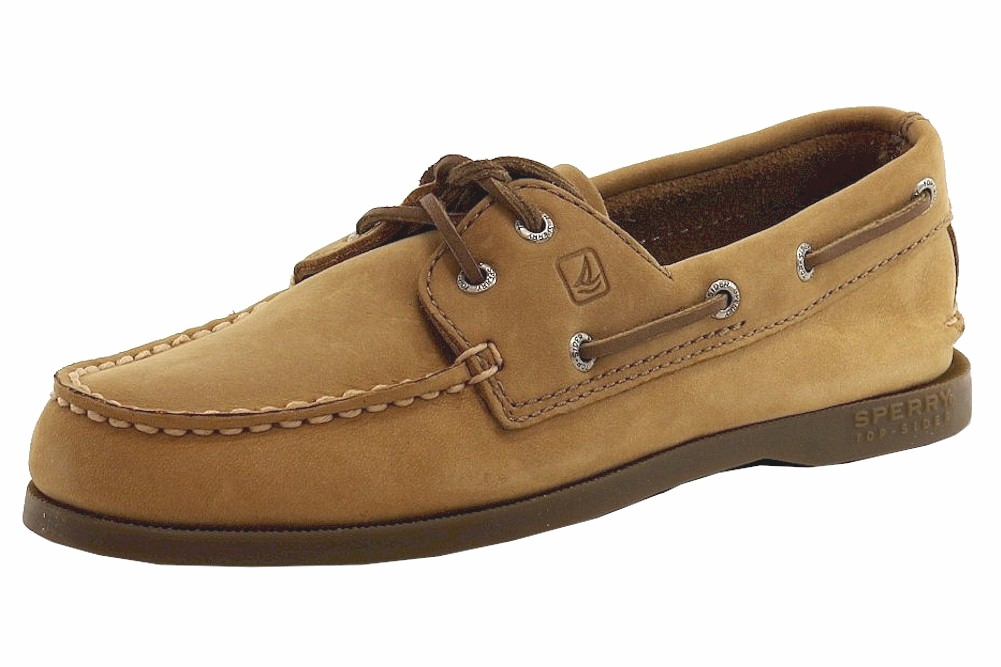 Image of Sperry Top Sider Boy's A/O Fashion Boat Shoes - Beige - 13   Little Kid