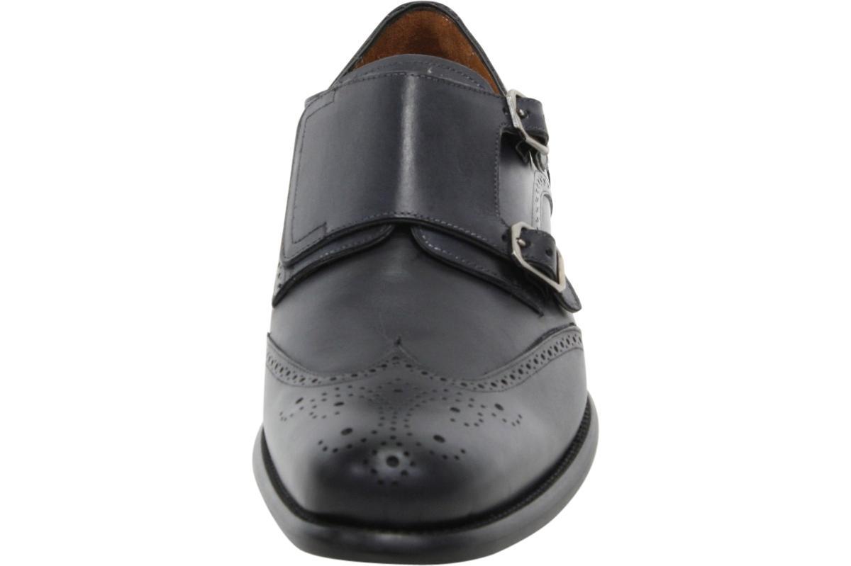 6b79a31b98d71 Mezlan Men's Coruna Dressy Double Monk Strap Loafers Shoes