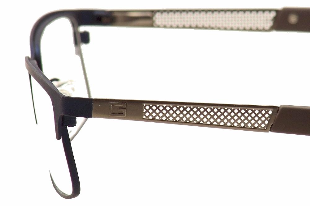 2751f5a9f2 Guess Men s Eyeglasses GU1861 GU 1861 Full Rim Optical Frame by Guess