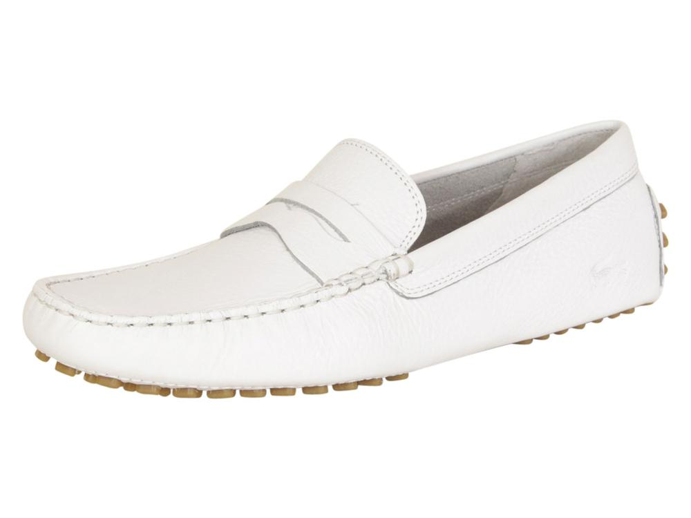 Lacoste Men's Concours-119 Driving Loafers Shoes