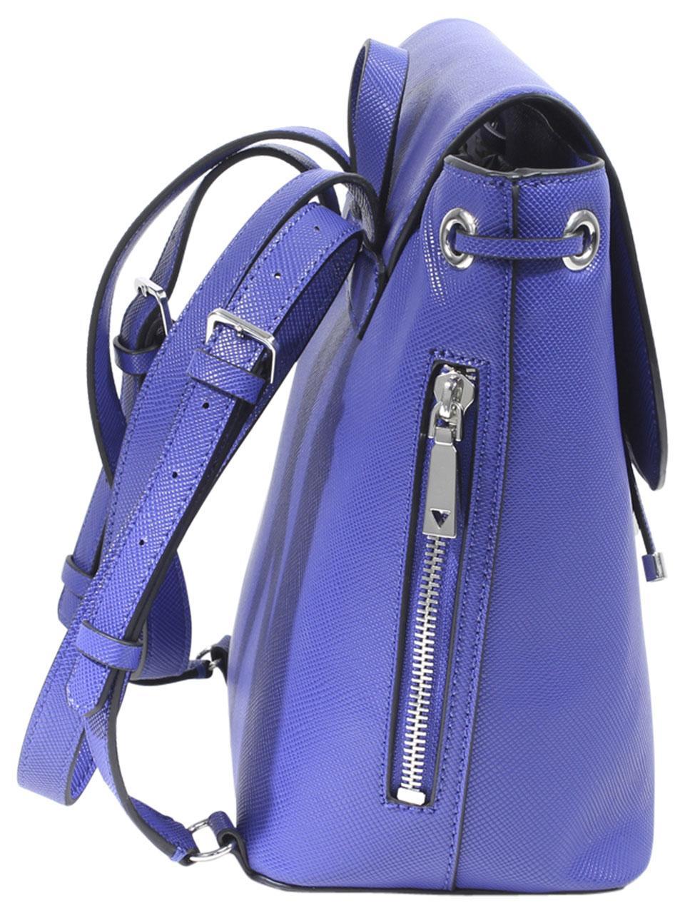 Guess-Women-039-s-Varsity-Pop-Pin-Up-Backpack-Bag thumbnail 12