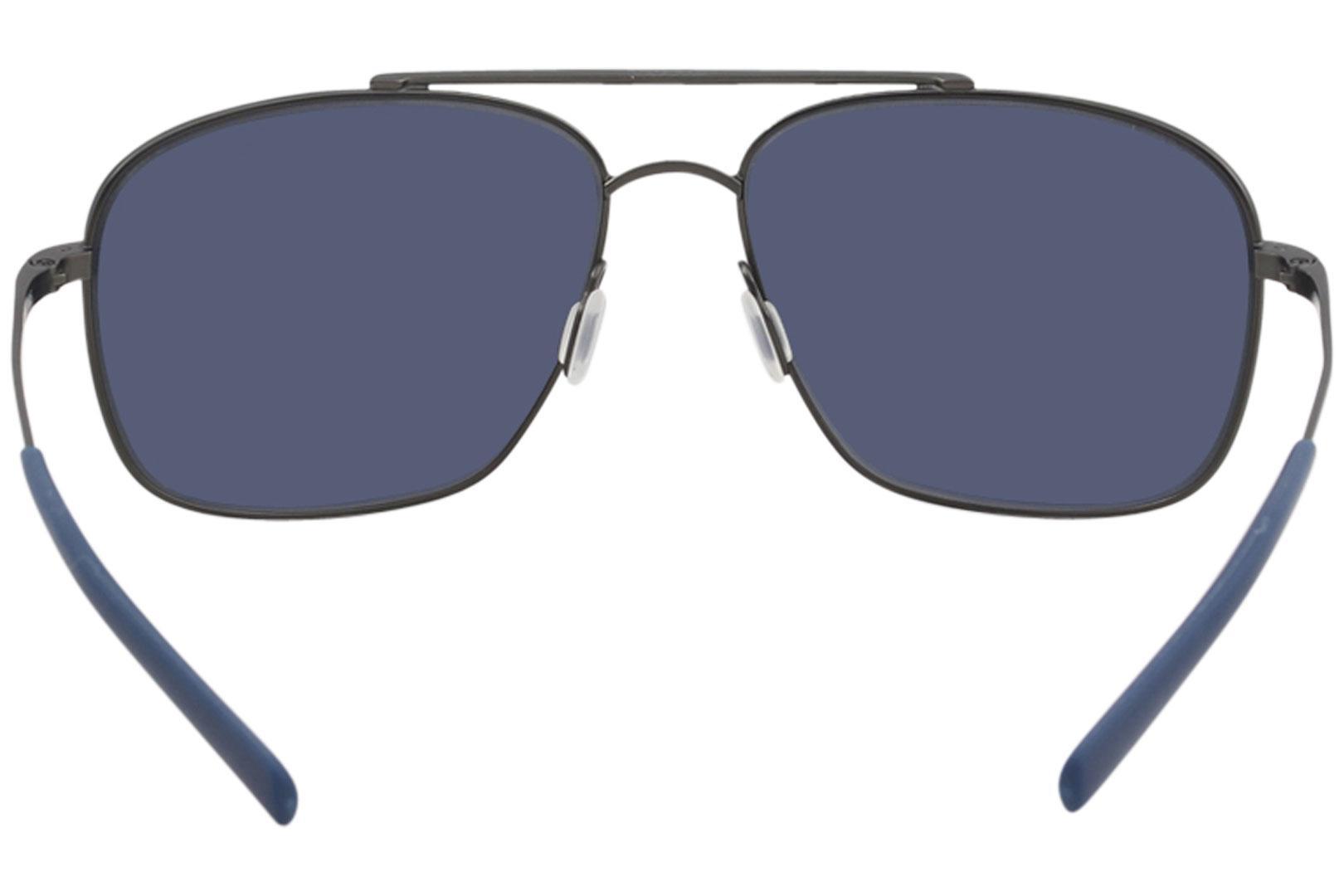 8e2868dce8 Costa Del Mar Men s Canaveral Fashion Pilot Polarized Titanium Sunglasses