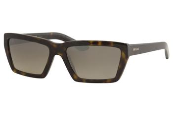 88fa5ffa5602c Prada Women s SPR04V SPR 04 V Fashion Rectangle Sunglasses