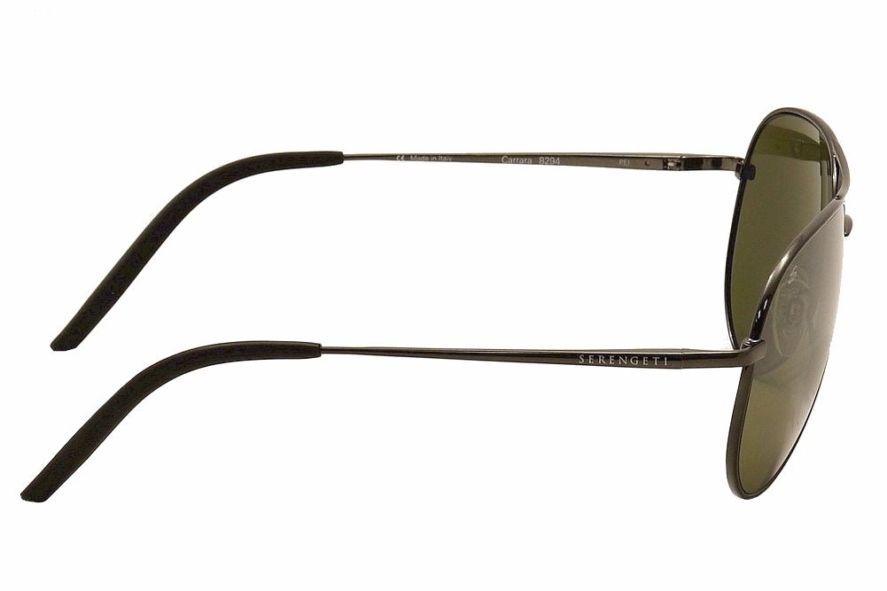 d01fa4126a2 Serengeti Carrara Fashion Medium Fashion Pilot Sunglasses by Serengeti