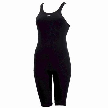 Nike Women's Hydra HD3 Neck To Knee Swimsuit Competition Swimwear  UPC: