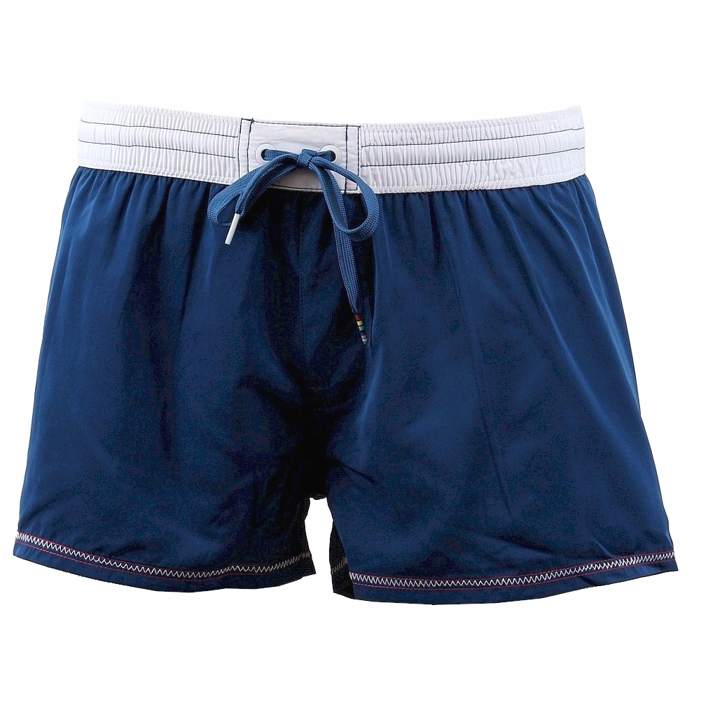 Image of Diesel Men's Coralrif E Swim Shorts Swimwear - Blue - Large