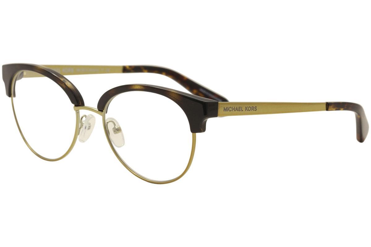 f1f969b0815 Michael Kors Women s Eyeglasses Anouk MK3013 MK 3013 Full Rim Optical Frame