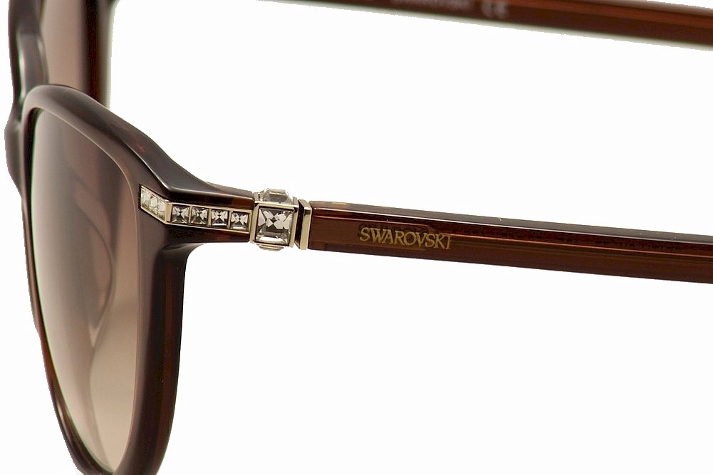 ae66928ef110 Daniel Swarovski Women s Edith SW77 SW 77 Fashion Sunglasses by Daniel  Swarovski. 1234567