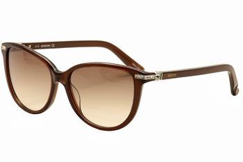 84d0fae2d3 Daniel Swarovski Women s Elizabeth SW85 SW 85 Fashion Sunglasses