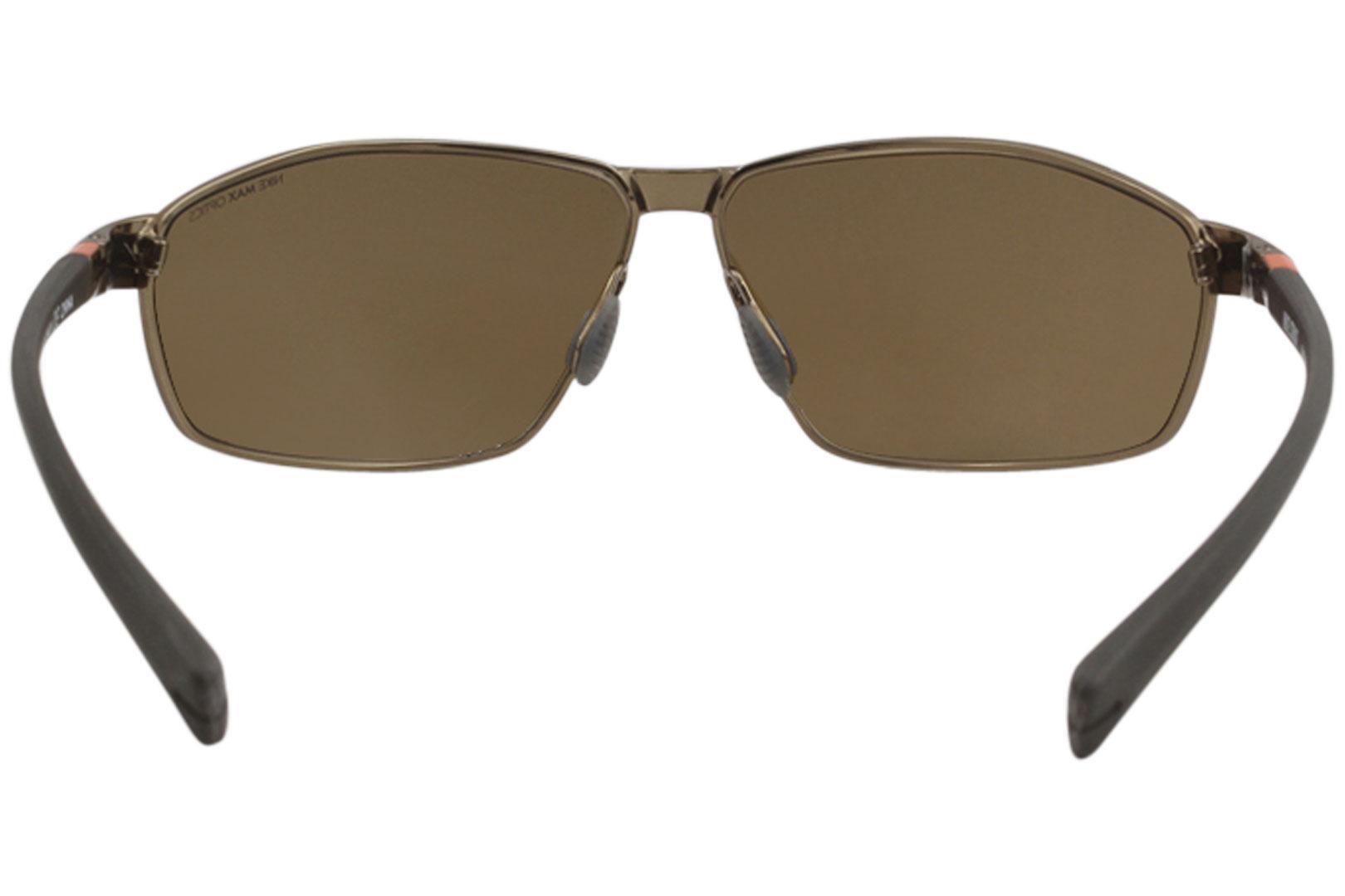 9f645103af69 Nike Men's Stride Sport Rectangle Sunglasses