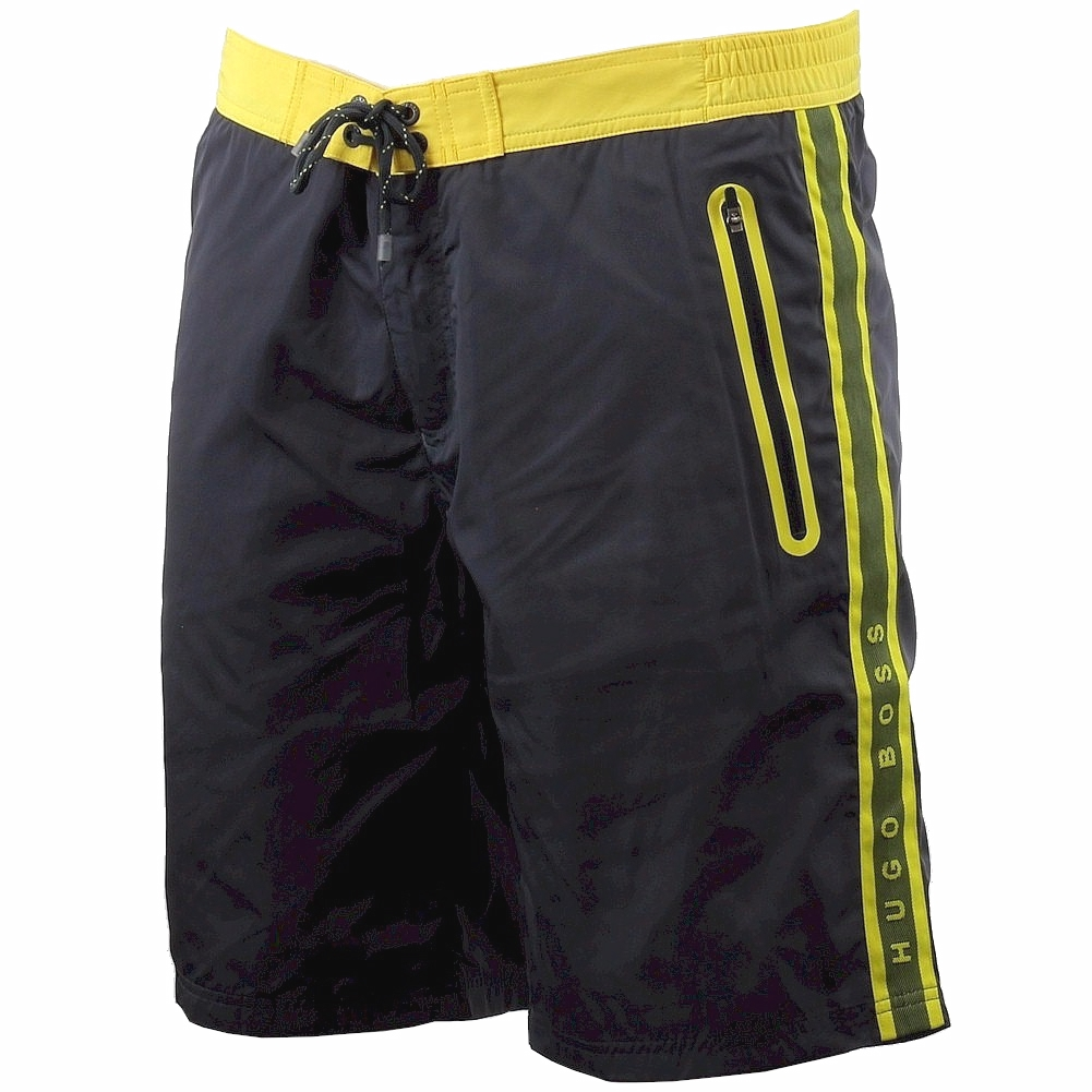 8fcacbda Hugo Boss Men's Alligatorfish Trunks Shorts Swimwear