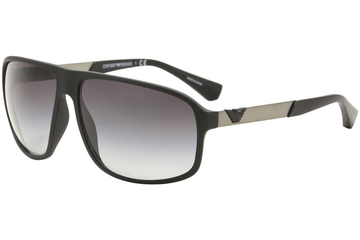 389dcbb4d25 Emporio Armani Men s EA4029 EA 4029 Square Sunglasses