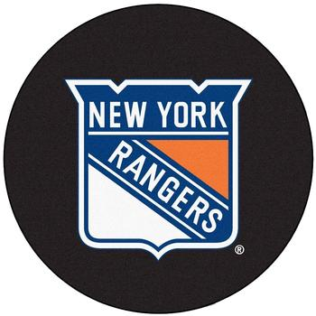 NHL New York Rangers Floor Mat Rug